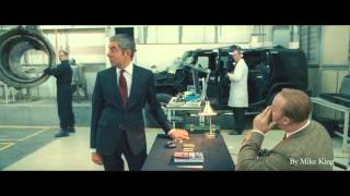 "Mike King - Secret Agent Man (Johnny Rivers Cover) (""Johnny English"") ENG"