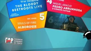 Promo Cartaz (Versão Longa) | Queima das Fitas do Porto 2014