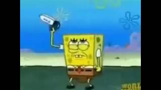 Spongebob dance