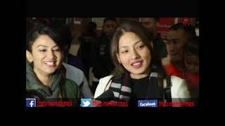 A Mero Hajur 2 |Australia tour | jharana thapa|Samragyee R L shah || :: The Cinema Times