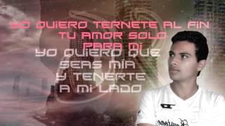 Quisiera - Danny & El Rammy (Video Lirycs)