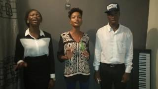 Aucstave - With all my heart by Tim Godfrey + Everything by Lakewood Church COVER