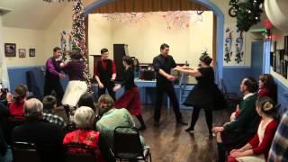 Christmas Swing Dance (God Rest Ye Merry Gentlemen - Postmodern Jukebox)
