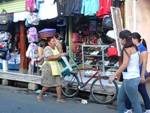 Granada, Nicaragua street scene