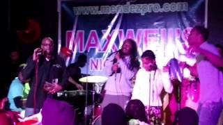 """Str8 Drop Band live @ """"Maxwells"""" 1/29/16 , pt.3"""