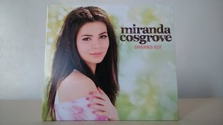 Miranda Cosgrove - Sparks Fly (Deluxe Edition) (Unboxing)