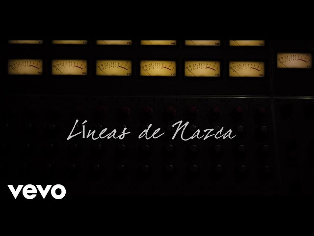 "Video de ""Líneas de nazca"" de Jorge Marazu"
