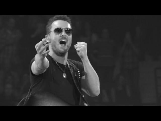 Videoclip de Eric Church - 61 Days in Church
