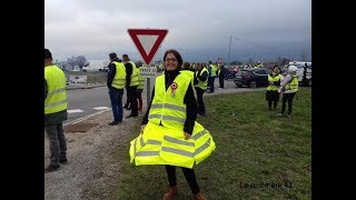 LES PIRES VIDEOS DES GILETS JAUNES ! (débordements, accidents, danses,etc..)