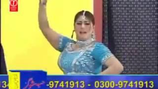 Aisha Ch Latest Punjabi Hit Mujra 2011   Mundeya Dupatta Chad Mera width=