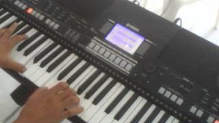 Acima da Média Bruna Karla Intro teclado do novo cd Aceito o Teu Chamado