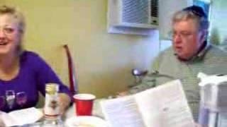 Gabes first Passover 2008