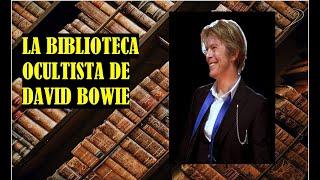 La biblioteca ocultista de David Bowie