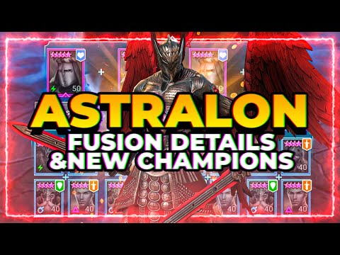 ASTRALON FUSION IS LIVE! Should you do it?! | RAID Shadow Legends