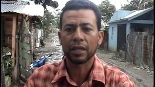 Recidente el Tamarindo Reclaman Arreglo Calles