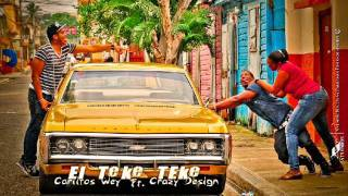 dembow de la vitilla Crazy Design ft Carlitos Wey