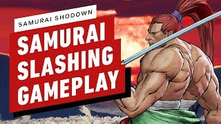 Samurai Shodown 12 Minute Gameplay Video Highlights Executions, Specials, And Sword Clashes
