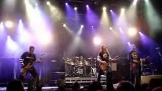 Alter Bridge - Live @ Hultsfred 08 - Blackbird