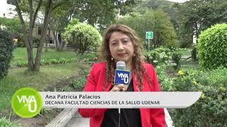 La Facultad de Ciencias de la Salud, de la Universidad de Nariño, realizó la entrega de Batas