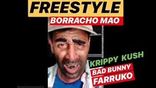 PARODIA Krippy Kush FREESTYLE Borracho Mao / Melvin Comedia Vazquez