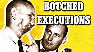 10 Horribly BOTCHED Executions