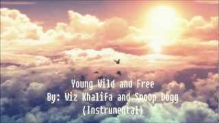 Young Wild and Free (instrumental)