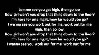Work Out (Lyrics)- J. Cole