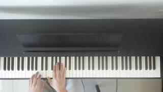 Você é Linda - Caetano Veloso - Piano Cover
