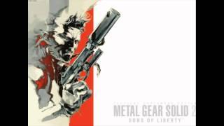 Metal Gear Solid 2 - Strut D Sediment Pool