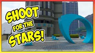 """GTA 5 - """"Shoot for the Stars"""" Secret Easter Egg + How To Solve It! (GTA V)"""