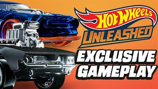 Here\'s Some More Early Gameplay Footage of Hot Wheels Unleashed