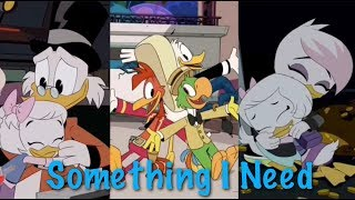 DuckTales - Something I Need - Ben Haenow AMV (8000 SUBSCRIBER SPECIAL!)