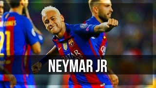 Neymar JR-  2015- 17 - Skills & Goals - (HD)