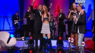Trik FX - Nevera Moja - (LIVE) - Kraljev Show - (Tv Happy 2014)