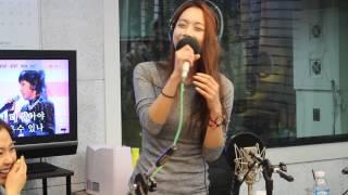 Joohee(8eight) - Love, 주희(에이트) - 애모 20130409