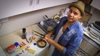 Jimmy Nevis & Beatenberg KDay cooking challenge