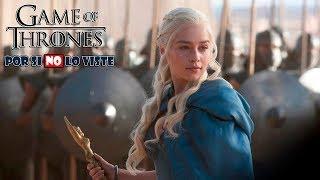 Por si no lo viste: Game of Thrones - La historia de Daenerys Targaryen (Temporadas 1-7)