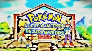 Pokémon: A Luta Por Um Terreno -Dobragem-