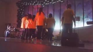Coreografia (Tribo do leão )