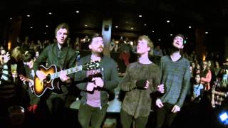 Kodaline - Sam Cooke cover at World Cafe Live Philly