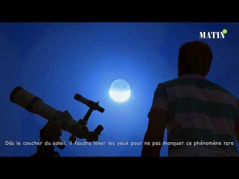 Video : Ce qu'il faut savoir sur l'éclipse lunaire