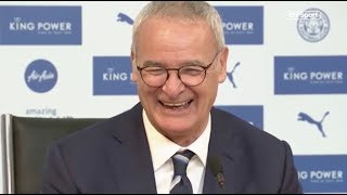 """Dilly-ding dilly-dong!"" New Fulham boss Claudio Ranieri's funniest quotes"