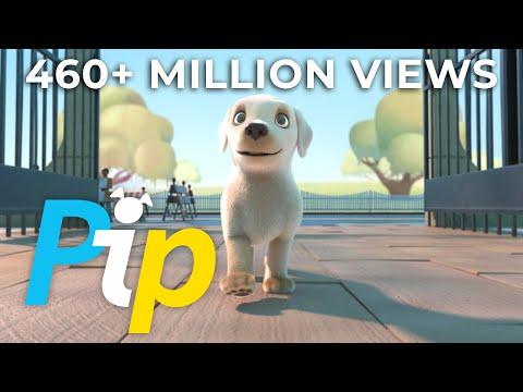 Pip (學習主題:認識生命-認識導盲犬是人類是忠心的朋友、欣賞生命-欣賞導盲犬為人類所做的一切,包括犧牲生命去換取人類的安全)