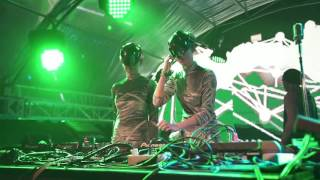 BIONIXXX - Live Set at DWP 2015