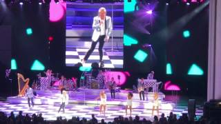 Rod Stewert some guys have all the luck live PNC banks arts center 2017