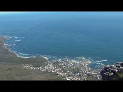 Josh/EJ – Table Mountain in Cape Town, South Africa Hike #33