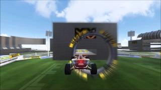 Trackmania | One run