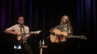 Chely Wright (Live) - Where Will You Be