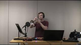 Passionfruit - Drake (Trumpet Cover)