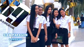 SIAM PARAGON / Shopping in BANGKOK